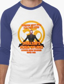 Street Fighter - Dhalsim's Yoga Studio Men's Baseball ¾ T-Shirt