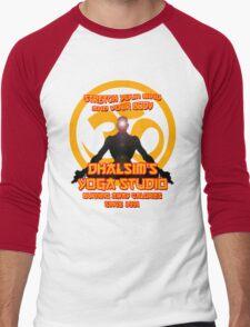 Street Fighter - Dhalsim's Yoga Studio Men's Baseball ¾ T-Shirt