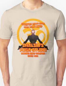 Street Fighter - Dhalsim's Yoga Studio Unisex T-Shirt