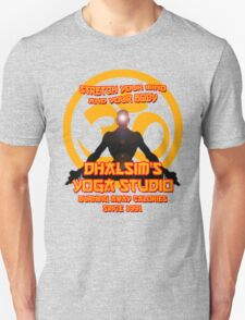 Street Fighter - Dhalsim's Yoga Studio T-Shirt