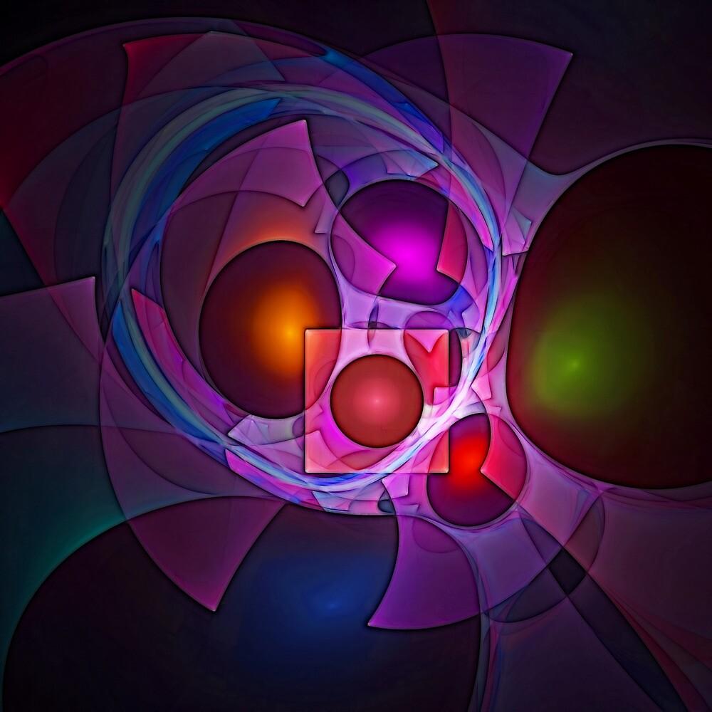 Geometries by Benedikt Amrhein