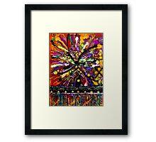 The Twirlers Framed Print