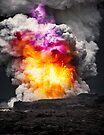 Kilauea Volcano at Kalapana 7  by Alex Preiss