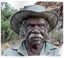Aboriginal Elder Poster