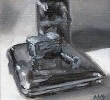 Metal Things in Torrit by Amy-Elyse Neer