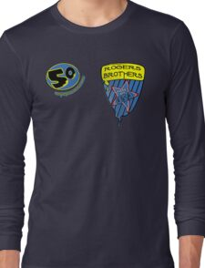rogers bros 50 states of usa Long Sleeve T-Shirt