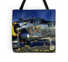 Yankee Warrior Tote Bag