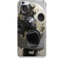 TV camera iPhone Case/Skin