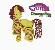 OmenCon 2012 - My Little Changeling (artist: Jamie Wills) Kids Clothes