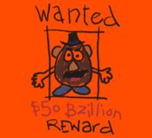 Wanted Kids Tee