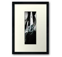 Sirius B Framed Print