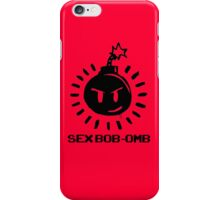 Sex Bob-Omb iPhone Case/Skin