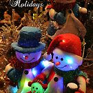 Happy Holidays by Mattie Bryant