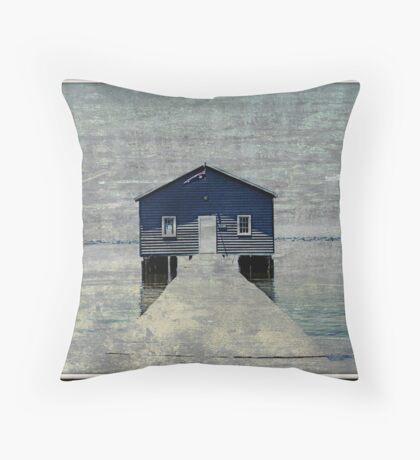 Crawley Boatshed Throw Pillow