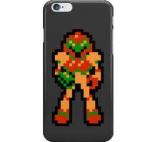 metroid samus iPhone Case/Skin