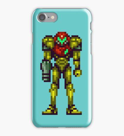 super metroid samus iPhone Case/Skin
