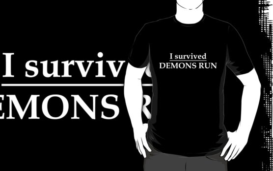 I survived Deamons Run by ofthebaltic