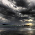 When the Heavens opened! by LJ_©BlaKbird Photography