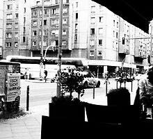 Berlin in Black & White by KartSparken