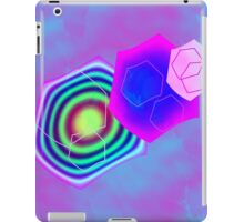 Retro-80s Abstract Alt Palette Seamless Version iPad Case/Skin
