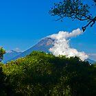Acatenango Volcano. by bulljup