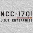 ST Registry Series - Enterprise Logo by Christopher Bunye