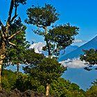 Fuego & Acatenango Volcanoes2. by bulljup