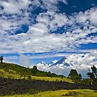 Fuego & Acatenango Volcanoes3 by bulljup