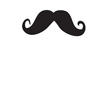 Moustache by Chris Stokes