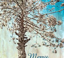 Tree Of Life - Christmas Card by Katayoonphotos