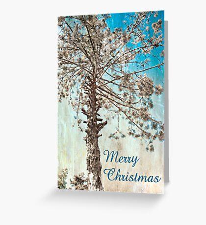 Tree Of Life - Christmas Card Greeting Card