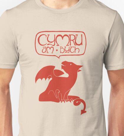 Cymru Am Byth Unisex T-Shirt