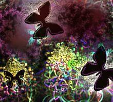 Butterfly Glow by Carol Rudd