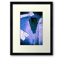 Puddletown Framed Print