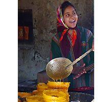 Nawalgarth, India Photographic Print