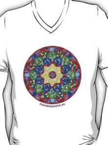 Modernist Art Park Guell n1 T-Shirt