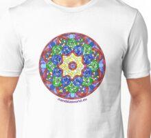 Modernist Art Park Guell n1 Unisex T-Shirt