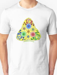 Modernist Art Park Guell n2 T-Shirt