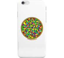 Modernist Art Park Guell n3 iPhone Case/Skin