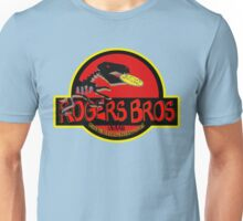 dinosaur by rogers bros Unisex T-Shirt