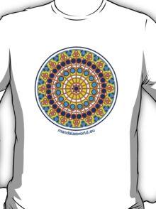 Modernist Art Mandala n1 T-Shirt