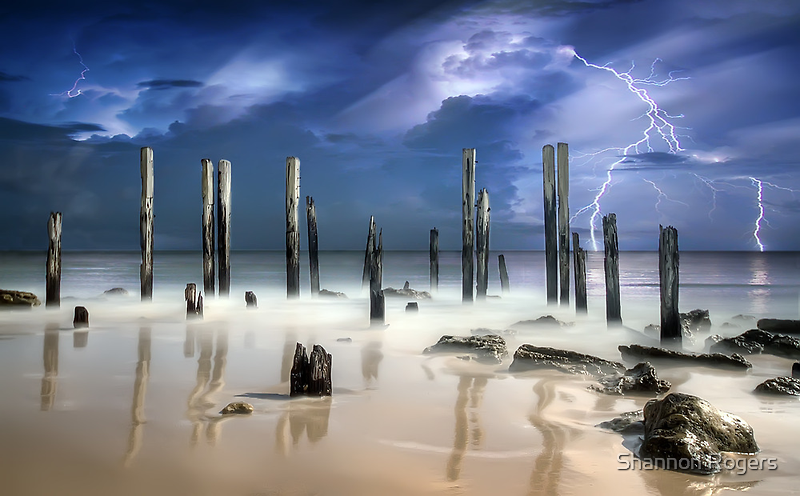 After The Thunder by Shannon Rogers