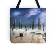 After The Thunder Tote Bag