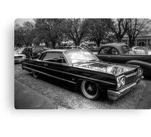 Air Ride_Chevy Impala Canvas Print
