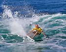 Kelly Slater.2 at 2010 Billabong Pipe Masters In Memory Of Andy Irons by Alex Preiss