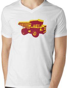 Sandpit Hero Mens V-Neck T-Shirt