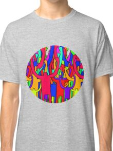 Colourful Crowd Classic T-Shirt