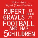 Tell us about Rupert Graves, Benedict... by nimbusnought