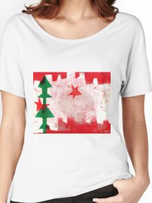 Trees + Stars (I) Women's Relaxed Fit T-Shirt