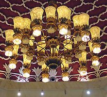 Lustre in the Ibn Battuta Mall, Dubai by Osveyre